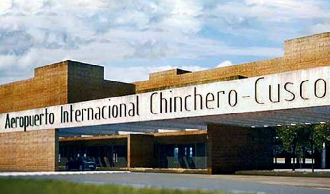 Construcción del aeropuerto de Chinchero inicia este 31 de enero