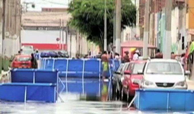 Callao: multarán con más de 4 mil soles a quienes instalen piscinas portátiles en las calles