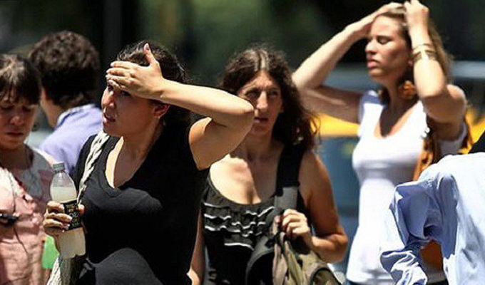 Ola de calor se incrementa en Europa y Asia