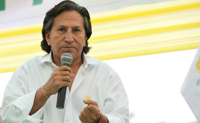 Alejandro Toledo: juntar sus dos procesos podría frustrar proceso de extradición