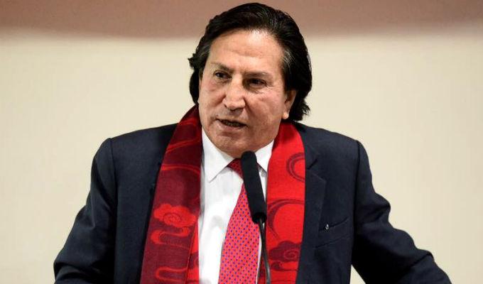 Abogado de Alejandro Toledo presentó recurso de queja