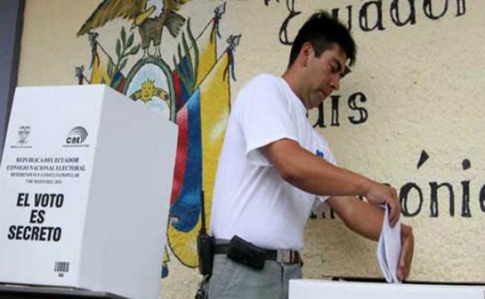 Ecuador se prepara para elegir a su nuevo presidente