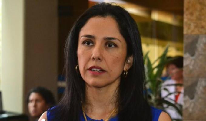 Nadine Heredia responsabilizó a Alan García por interceptaciones telefónicas