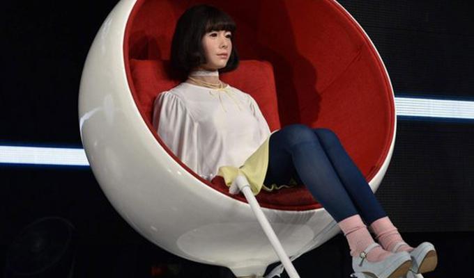 Japón: robot que tendrá programa de TV podrá interactuar con público