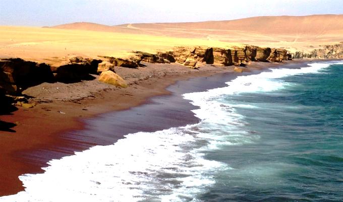 Temperatura del mar descenderá por Anticiclón del Pacífico Sur