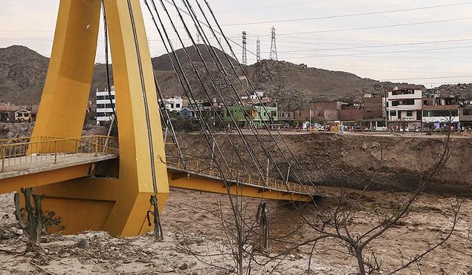Puente Mellizo no será refaccionado hasta que culminen investigaciones