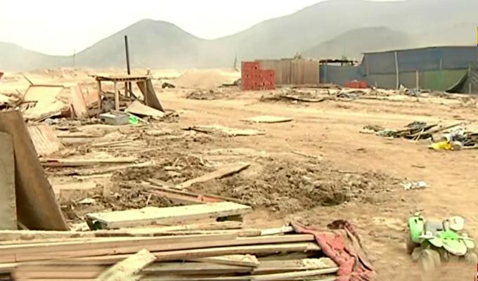 Punta Hermosa: pobladores fueron víctimas de traficantes de terrenos