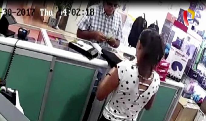 Lince: sujeto estafa a conocida tienda con modalidad de 'escorpión'