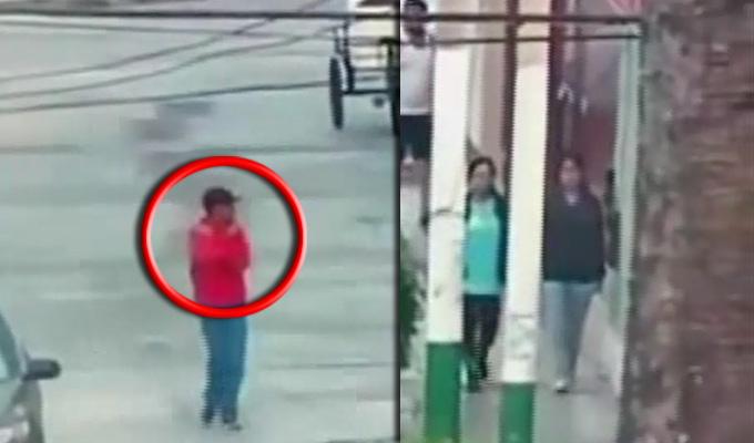 Cámaras de seguridad captan violento asalto en el Callao