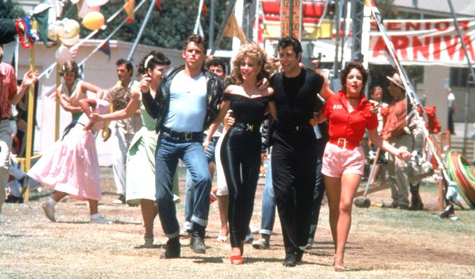 Revive los momentos más inolvidables de la película 'Grease'