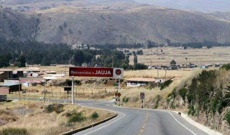 Jauja celebra hoy sus 483 años de fundación española
