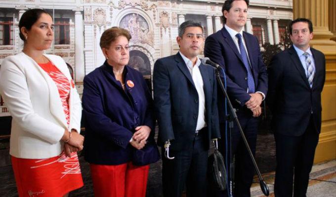 """Fuerza Popular propone crear comisión para investigar caso """"Madre Mía"""""""