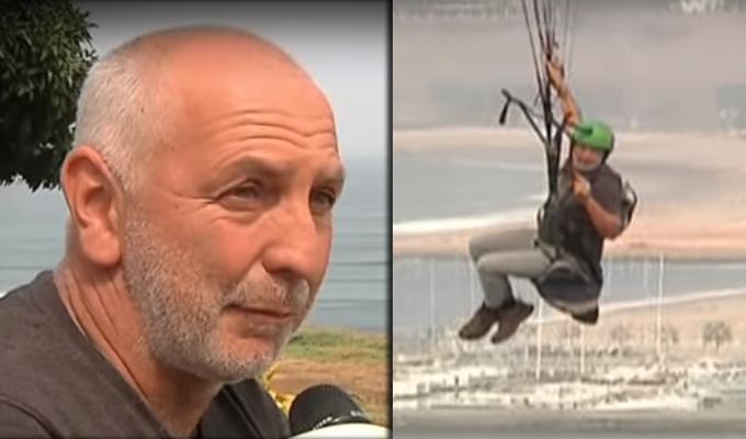 """""""Reportero del aire"""" se prepara para competir en campeonato internacional"""