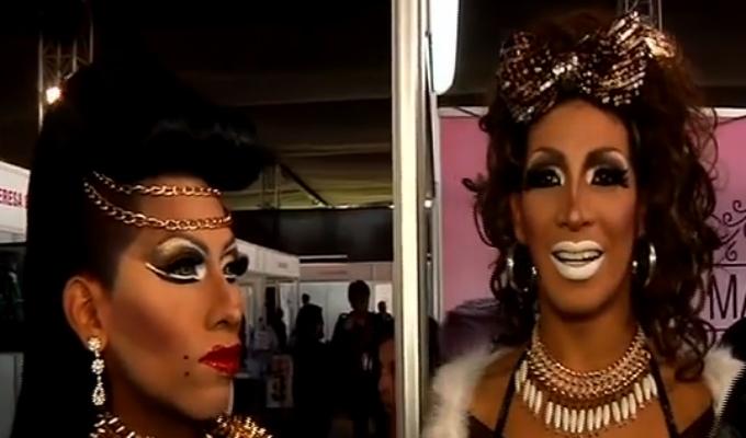Adri Vainilla cumple su sueño de convertirse en drag queen