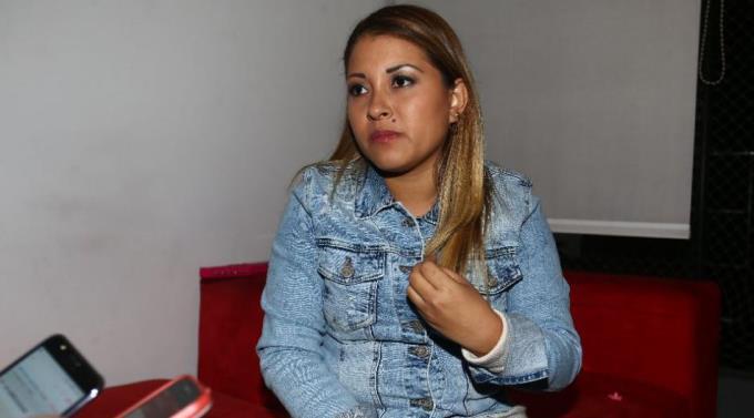 Diego Mayora: esposa sorprende a futbolista con otra mujer y ahora es amenazada