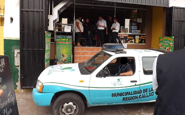Capturan a sereno que patrullaba calles y a la vez vendía cocaína en el Callao