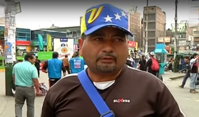 Gamarra: venezolanos estarían siendo extorsionados con el cobro de cupos