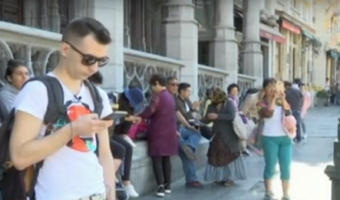 Unión Europea dice adiós al roaming entre sus 28 países