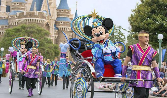 Japón: Tokyo Disney Resort se une a la fiesta de Tanabata