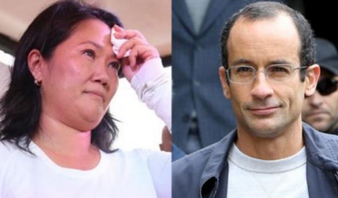 Keiko Fujimori sería mencionada en agendas de Marcelo Odebrecht