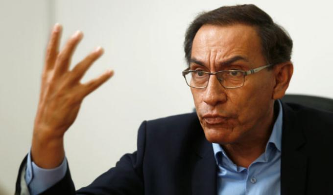 Martín Vizcarra: así abordó el entonces candidato a la vicepresidencia los principales problemas del país