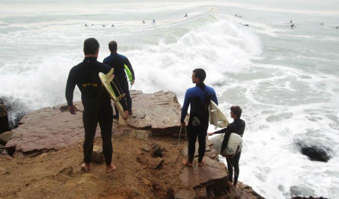 Barranco niega restricciones para realizar deportes en sus playas