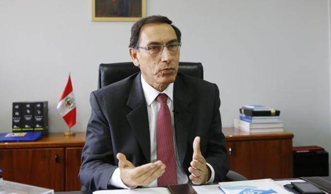 Martín Vizcarra rechaza coordinación o reunión con algún partido político