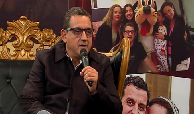 Porque Hoy es Sábado con Andrés rindió homenaje al gran Sergio Galliani