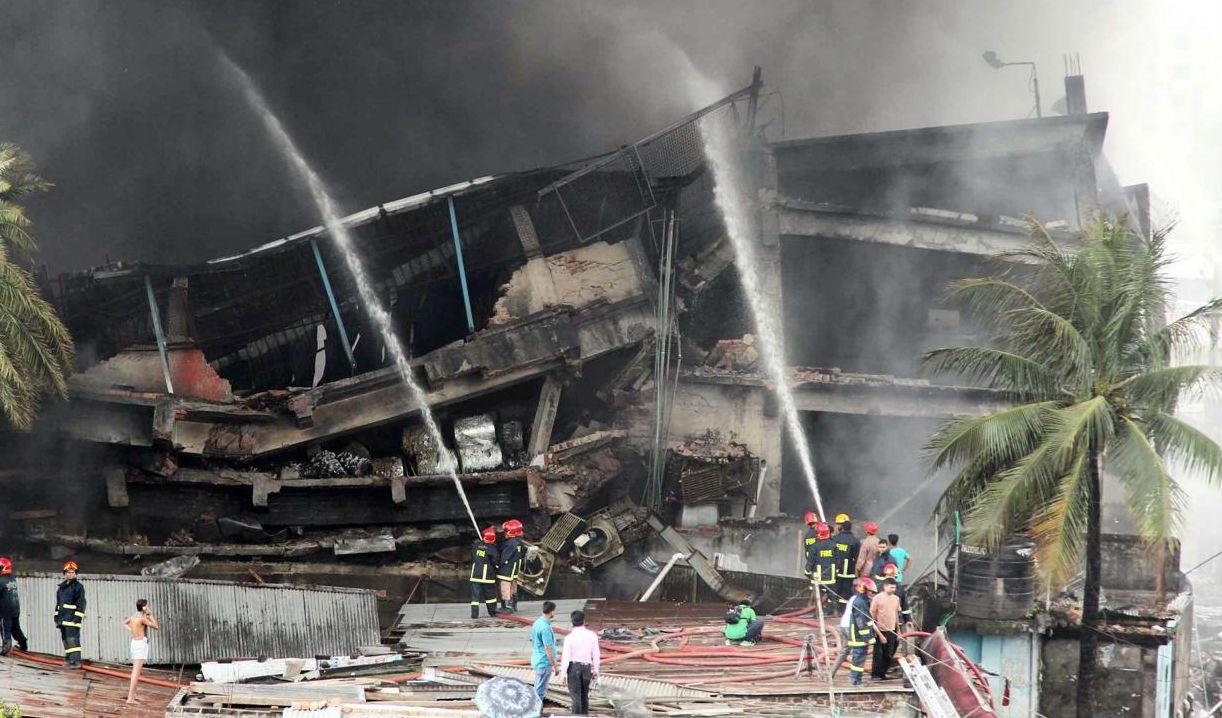Bangladesh: explosión en fábrica textil deja 13 muertos