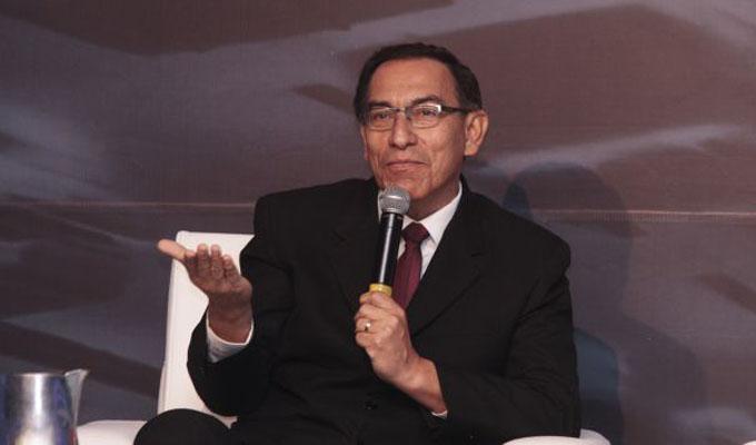 Aeropuerto de Chinchero: Ministerio Público interrogará a Martín Vizcarra