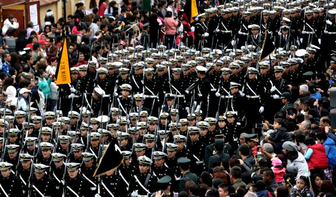 Fiestas Patrias: revive los detalles más curiosos del Desfile Cívico Militar