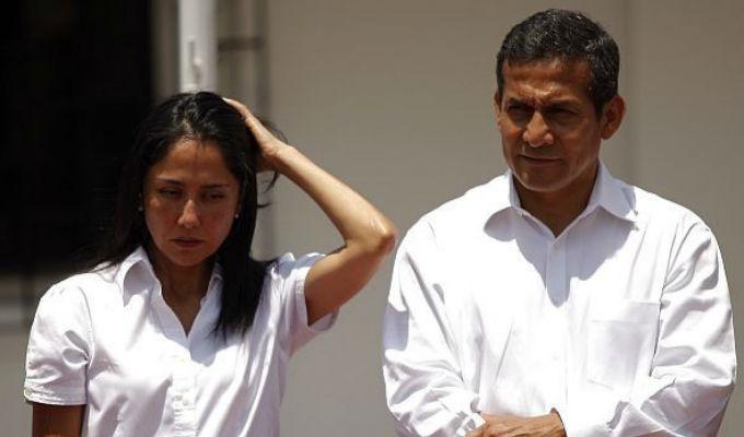 Humala y Heredia presentan recurso para su excarcelación