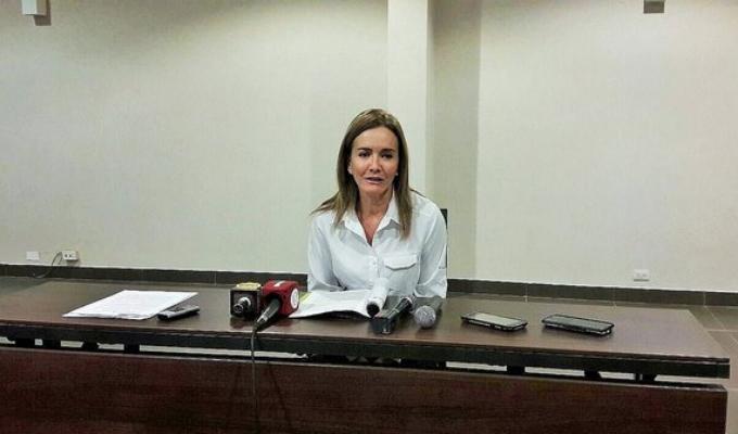 Piura: ministra Martens señaló que su hijo no cometió ninguna falta