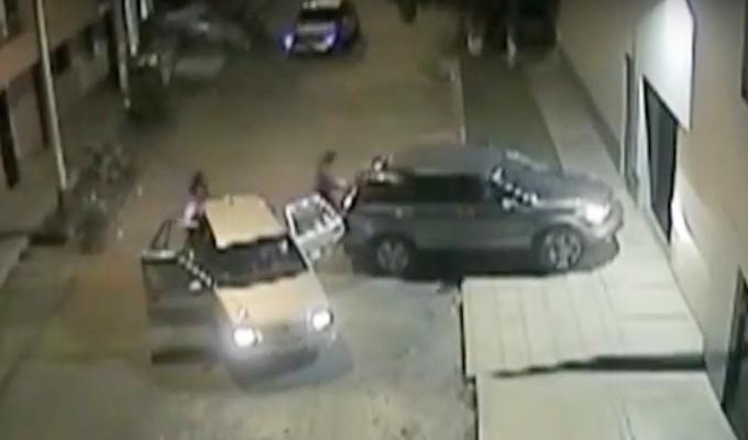 """Nazca: """"marcas"""" asaltan a pareja de empresarios en la puerta de su vivienda"""