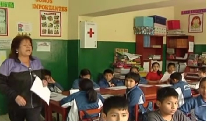 SMP: maestras no acatan huelga y están de acuerdo con evaluaciones