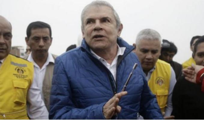 Luis Castañeda responde al Jockey Club del Perú por obra intercambio vial El Derby