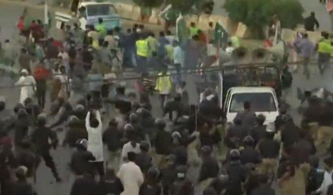 Violentas protestas contra Donald Trump en Pakistán