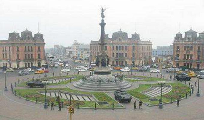 Plaza Dos de Mayo: baños serán reemplazados por ciclovías
