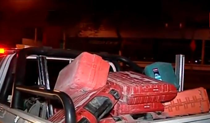 La Molina: detienen a delincuentes que iban a asaltar en construcción