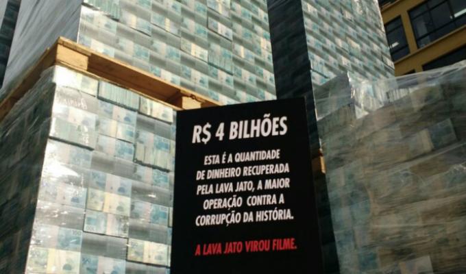 Brasil: promoción de película sobre el Caso Lava Jato causa impacto