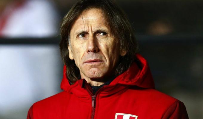 Ricardo Gareca opinó sobre el triunfo de Perú ante Ecuador