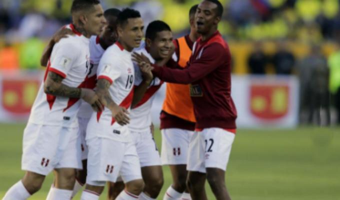¡Vamos Perú! La 'blanquirroja' cada vez más cerca del Mundial Rusia 2018
