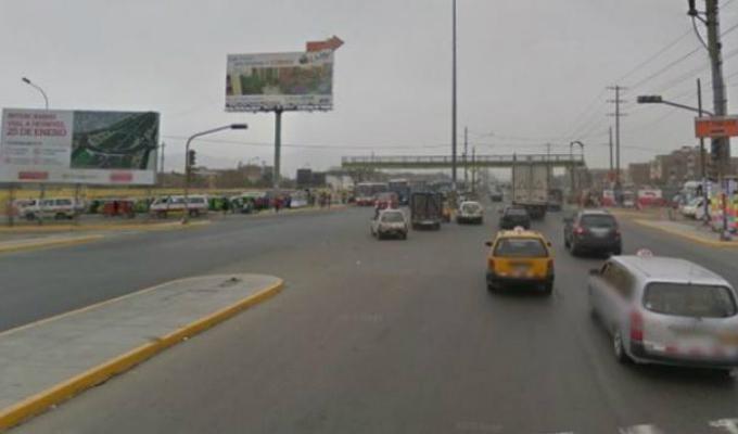 Policías detienen a conductor que ocasionó choque de tráiler contra minivan en Ancón