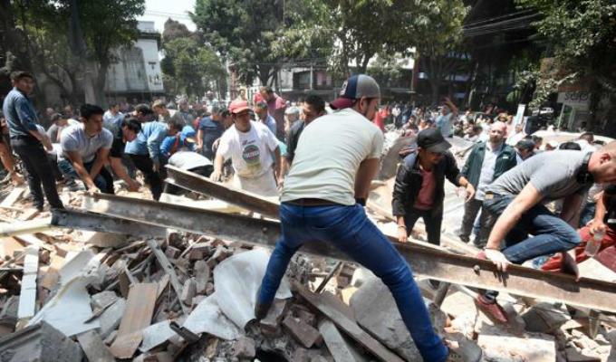 Abogado peruano cuenta su experiencia durante devastador terremoto en México