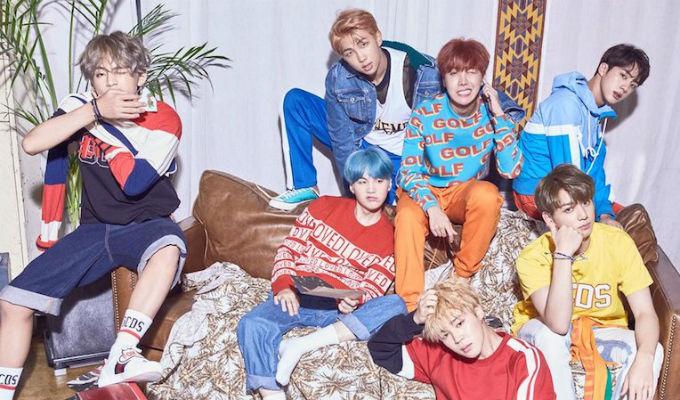 Billboard Hot 100: BTS coloca su tema DNA entre los más vendidos en EE.UU.