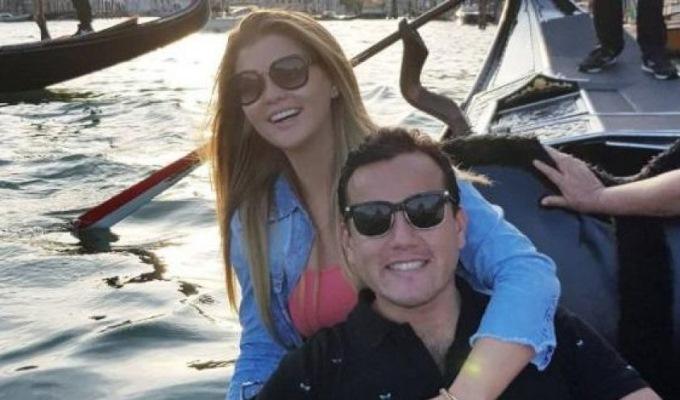 Brunella Horna: su historia de amor con el congresista Richard Acuña