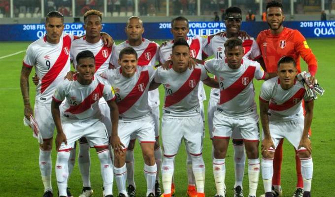Lanzan nueva versión de 'Contigo Perú' para motivar a la selección peruana