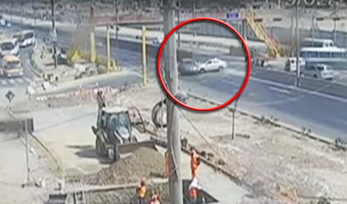 Ancón: ola de accidentes de tránsito en KM 39 de la Panamericana Norte