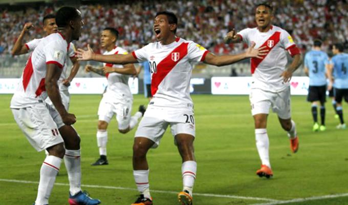 Selección peruana alcanzará el puesto 10 del ránking FIFA