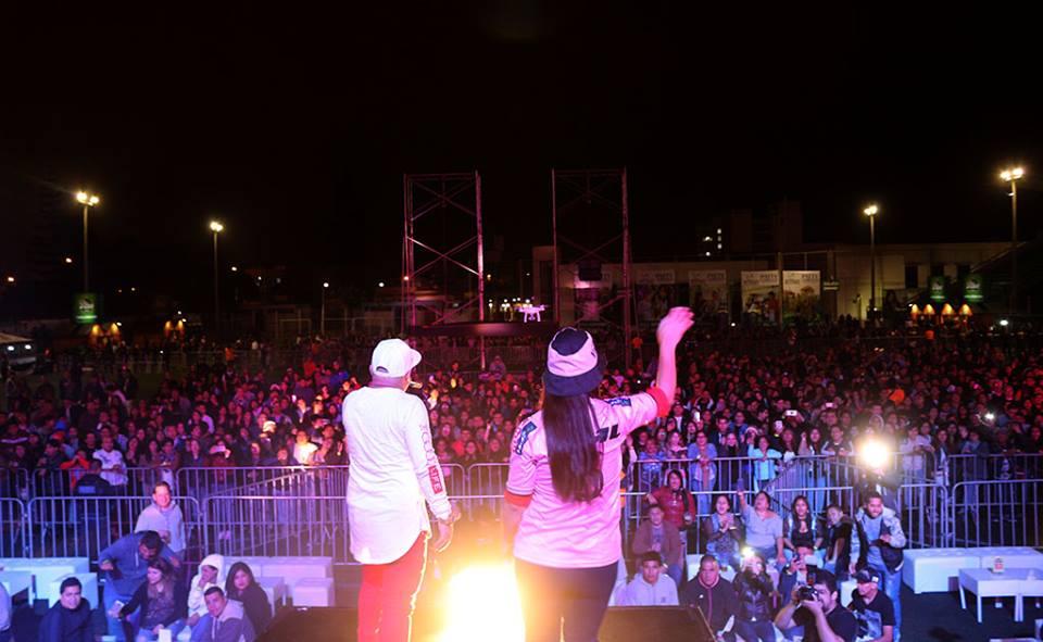 'Chalacos' celebraron aniversario de La Perla con festival de salsa